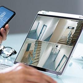 Video Surveillance on iPad