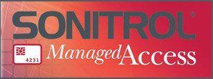 Sonitrol Managed Access banner